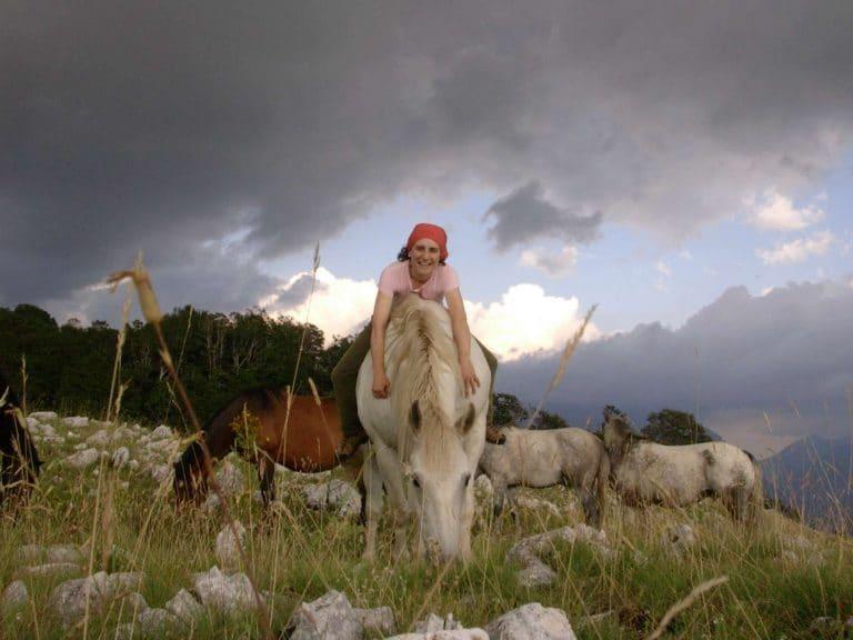 Cavalli in Abruzzo