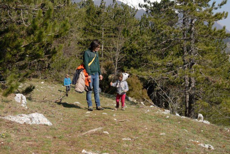 Passeggiate e iniziative per Bambini a Pescasseroli